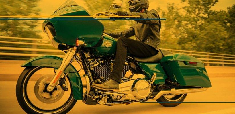 linha Harley-Davidson